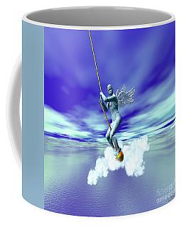 A Myth Is A Story With Wings Coffee Mug