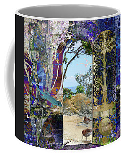 A Narrow But Magical Door Coffee Mug
