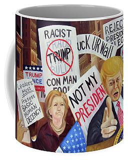 A Nation In Distress Coffee Mug