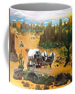 A New Beginning Coffee Mug by Catherine Swerediuk