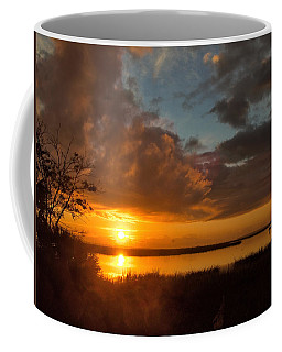 Coffee Mug featuring the photograph A New Beginning by Laura Ragland