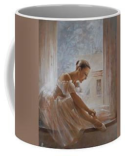 A New Day Ballerina Dance Coffee Mug
