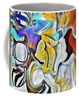 A New Day Coming Coffee Mug by Kathie Chicoine