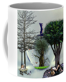 A New Day In Paradise Coffee Mug