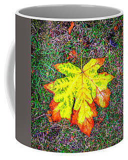 A New Leaf Coffee Mug