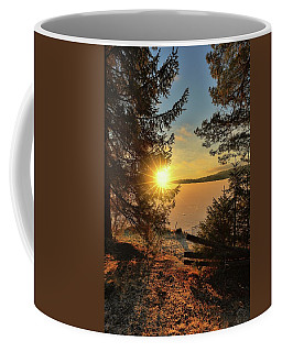 A New Path Coffee Mug by Rose-Marie Karlsen