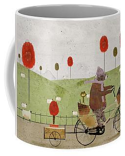 A New Poppy Tree Coffee Mug