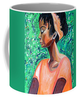 A New Queen Of Sheba Coffee Mug