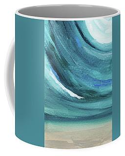 A New Start- Art By Linda Woods Coffee Mug