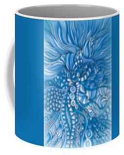 A New Wind Coffee Mug by Wbk