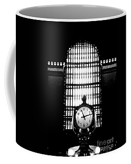 A New York Minute At Grand Central Coffee Mug