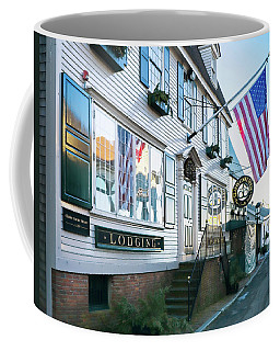 A Newport Wharf Coffee Mug