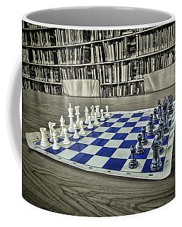 A Nice Game Of Chess Coffee Mug