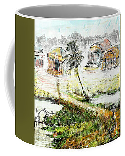 A Nice Piece Of Land Coffee Mug
