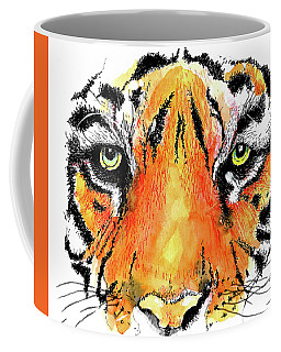 A Nice Tiger Coffee Mug