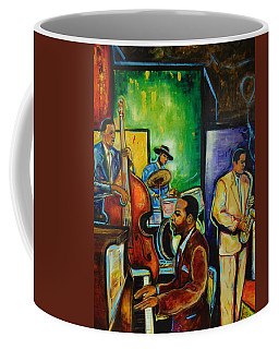 A Night For Smooth Jazz Coffee Mug