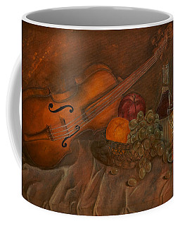 A Night Of Love Coffee Mug