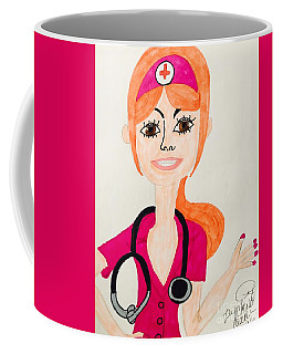 A Nurse  Coffee Mug