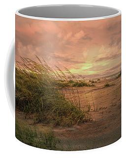 A Painted Sunrise Coffee Mug