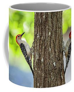A Pair Of Peckers Coffee Mug