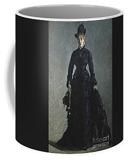 A Parisian Lady Coffee Mug