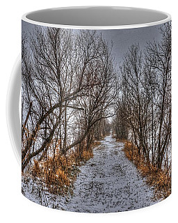 A Path Less Traveled Coffee Mug
