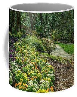 A Path Of Color Coffee Mug