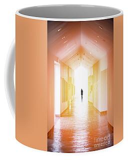Corridor Coffee Mugs