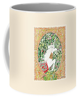 A Pawn Escapes Limited Edition Coffee Mug by Lise Winne
