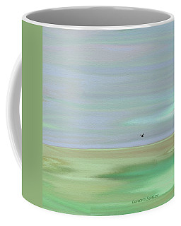 A Peaceful Day Coffee Mug by Lenore Senior