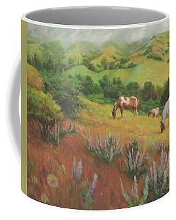 A Peaceful Nibble Coffee Mug