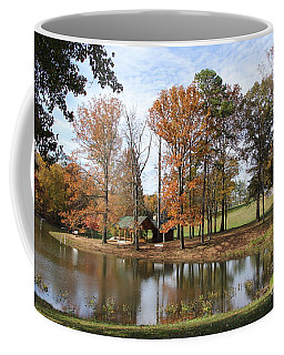 A Peaceful Spot Coffee Mug