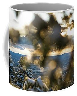 A Peek At Taos Mesa Coffee Mug