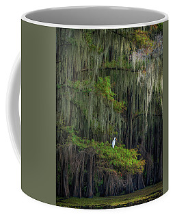 A Perch With A View Coffee Mug