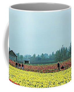 Coffee Mug featuring the photograph A Perfect Combination by Nick Boren