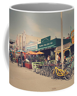 A Perfect Day For A Ride Coffee Mug