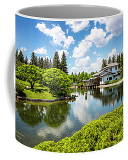 A Perfect Day In The Garden Coffee Mug