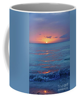 A Perfect Finish Coffee Mug by Valerie Rosen