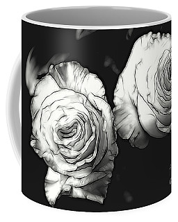 A Perfect Pair Bw Coffee Mug