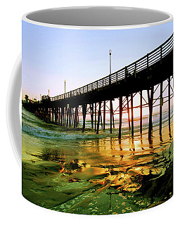 Coffee Mug featuring the photograph A Perfect Place by Howard Bagley