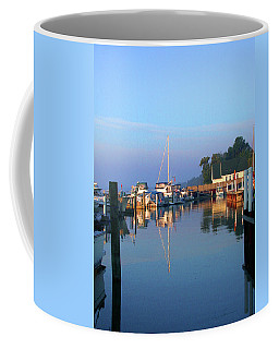 A Perfect Tawas Morning Coffee Mug