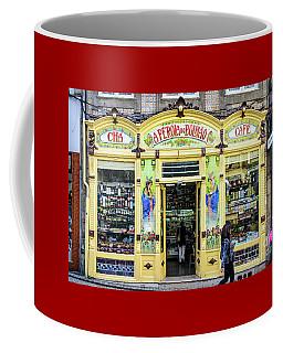 Coffee Mug featuring the photograph A Perola Do Bolhao In Porto by RicardMN Photography