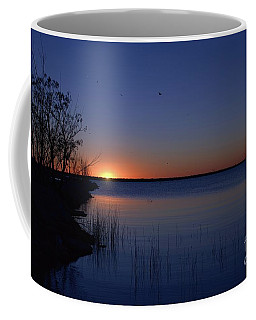 Coffee Mug featuring the photograph A Piece Of My Soul by Diana Mary Sharpton