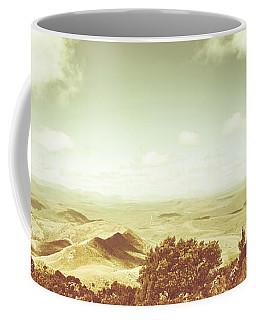 A Piece Of Tasmania Coffee Mug