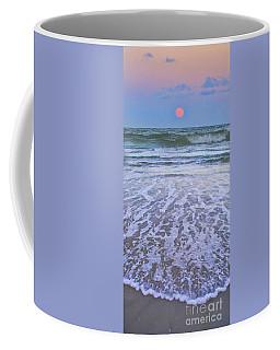 A Pink Moon Hdr Coffee Mug