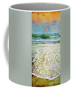 A Pink Moon Melan Coffee Mug
