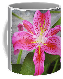 A Pink So Vivid I Can Almost Taste It Coffee Mug