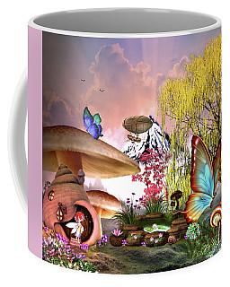 A Pixie Garden Coffee Mug