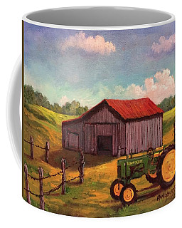 A Place Called Tennessee Coffee Mug