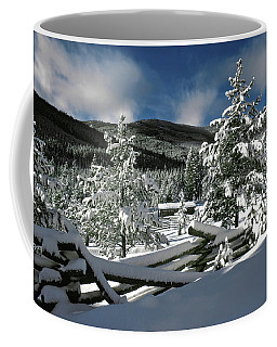 A Place In The Winter Sun Coffee Mug
